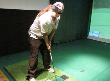 Season closing event in Golfroom